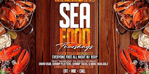 Seafood Thursdays