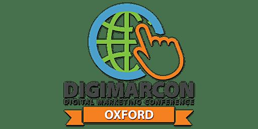 Oxford Digital Marketing Conference