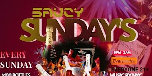 SAUCY SUNDAY'S