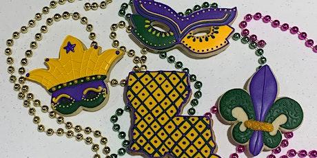 Mardi Gras Cookie Decorating Class #2 tickets