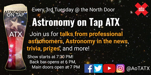 Astronomy on Tap ATX