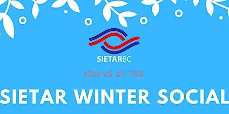 SIETAR Winter Social tickets