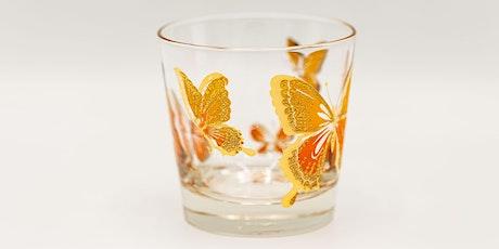"Le Paint - Dip, Dab, Drink! ""Glassware Art"" tickets"