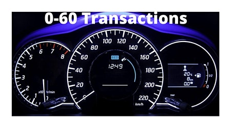 How can a Real Estate Agent go from 0 to 60 Transactions in 2020 tickets