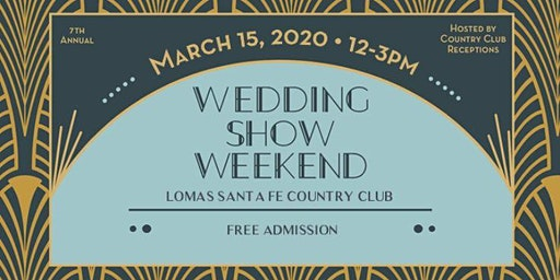 Wedding Show Weekend 2020