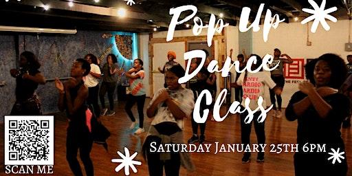 Pop Up Dance Class