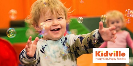 FREE BCB Playdate at Kidville! (Chicago, IL) tickets