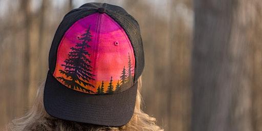 Sunrise Adventure Trucker Hats