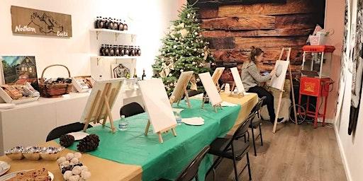 Creative Art Class w/Professional Artist Lacey Byrd