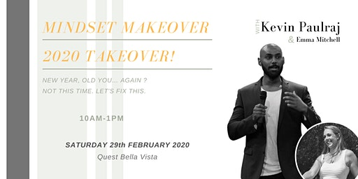 Mindset Makeover 2020 Takeover!