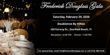 Frederick Douglass Gala tickets