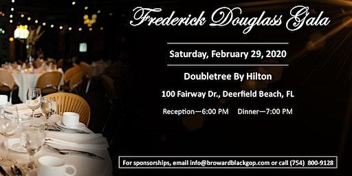 Frederick Douglass Gala - Black History Month Celebration (Black Tie Event)