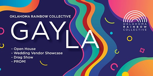 Oklahoma Rainbow Collective Launch Party