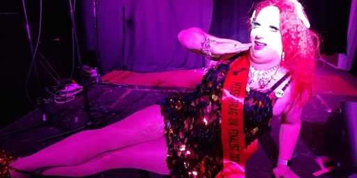 Helix - Miss Drag UK 2020 Fundraiser