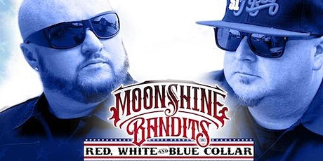 Moonshine Bandits - Red, White and Blue Collar Tour at Tackle Box | ChicoCA tickets