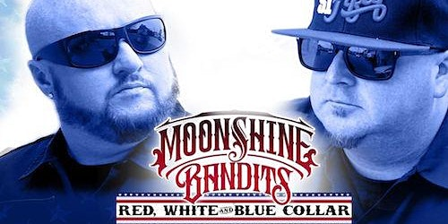 Moonshine Bandits - Red, White and Blue Collar Tour at Tackle Box | ChicoCA