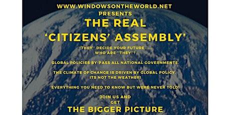 The Real Citizens Assemblies tickets