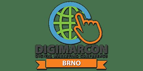 Brno Digital Marketing Conference tickets
