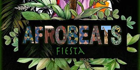 Afrobeats Fiesta tickets