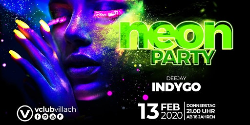 Neon Party presented by DJ Indygo