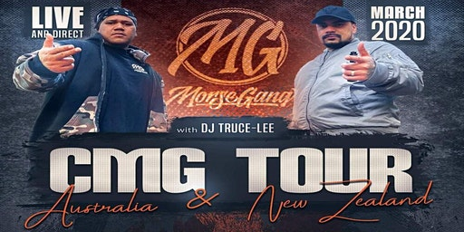 """Morse Gang """"CMG"""" Tour (Napier)"""