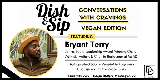 Dish & Sip: Conversations with Cravings