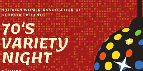 NWAG 70's Variety Night tickets