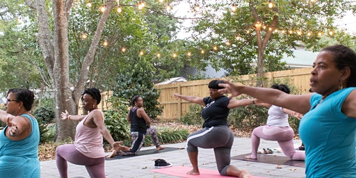 Brown Girls Meditate and Do Yoga