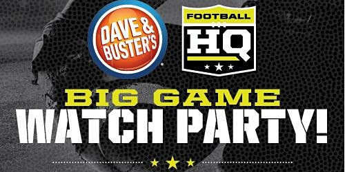 D&B Honolulu -The Big Game Watch Party 2020