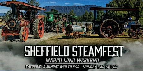SteamFest Tasmania 2020 tickets