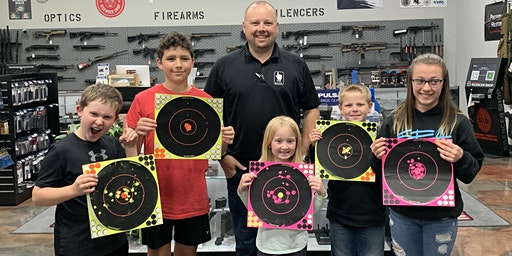 Kids Firearm Safety Hybrid Class @ Northwest Arsenal
