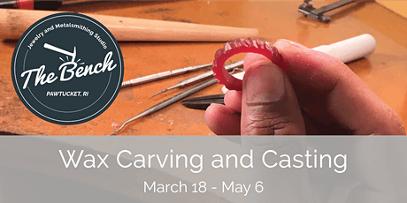 Wax Carving and Casting Jewelry tickets