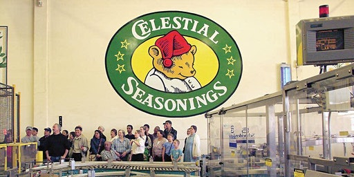 TAPS Togethers:  Celestial Seasonings Tea Factory Tour (CO)