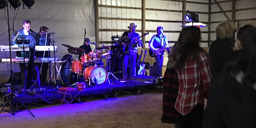 After the Holidays Party at the Farm!