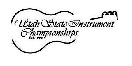 2020 Utah State Instrument Championships tickets
