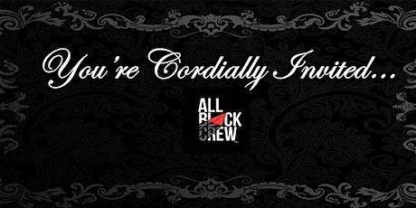 ALL BLACK CREW 2ND ANNUAL BLACK TIE AFFAIR tickets