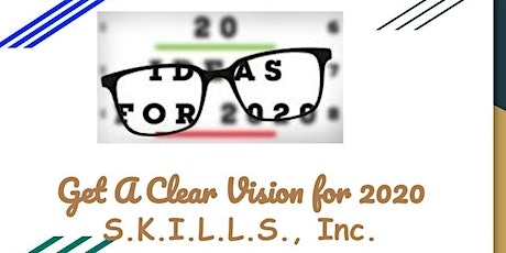 2020 Vision Board Master Class tickets