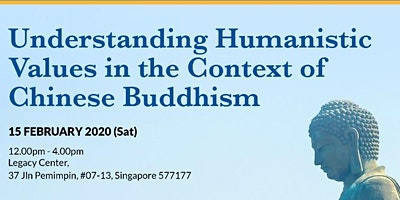 Understanding Humanistic Values in the Context of Chinese Buddhism