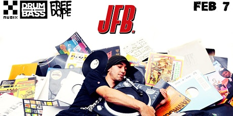 Free Dope presents JFB (UK DMC Champion) tickets