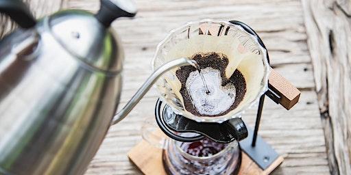 Single Origin Pour Over Coffee Tasting