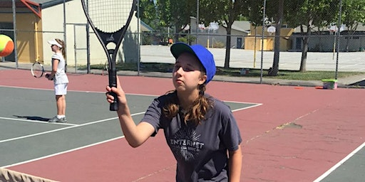 Kids Tennis Classes in Fremont (Intermediate Ages 8-12)
