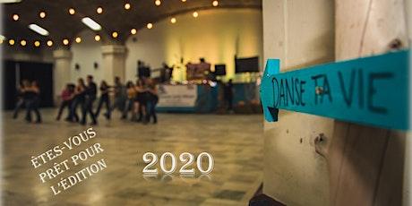Danse Ta Vie 2020 billets