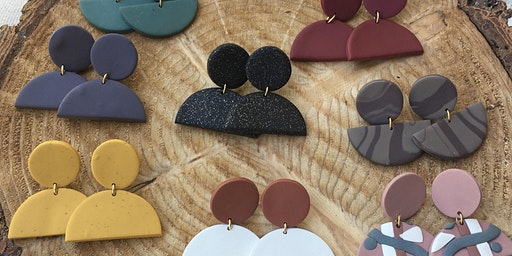 Clay Earring Workshop