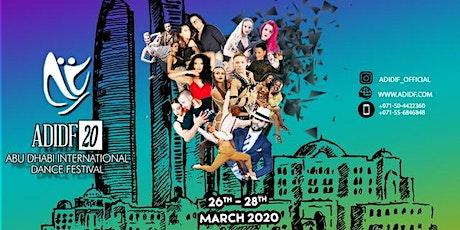 Abu Dhabi International Dance Festival tickets