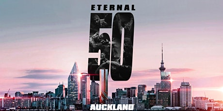 Eternal MMA 50 tickets