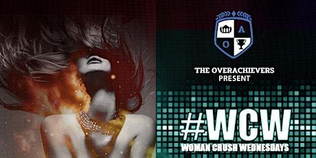 #WCW Wednesdays tickets