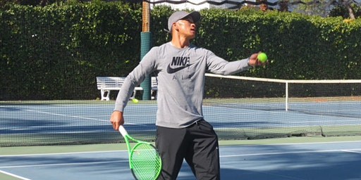 Adult Tennis Classes in Fremont (Intermediate Ages 15 and up)