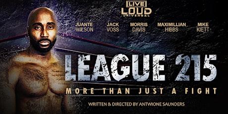 League 215 Red Carpet Movie Premiere billets