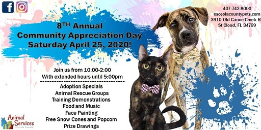 8th Annual Community Appreciation Day