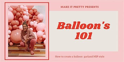 Balloons 101 Melbourne